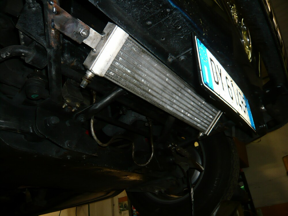 Bristol 409 Oil Cooler