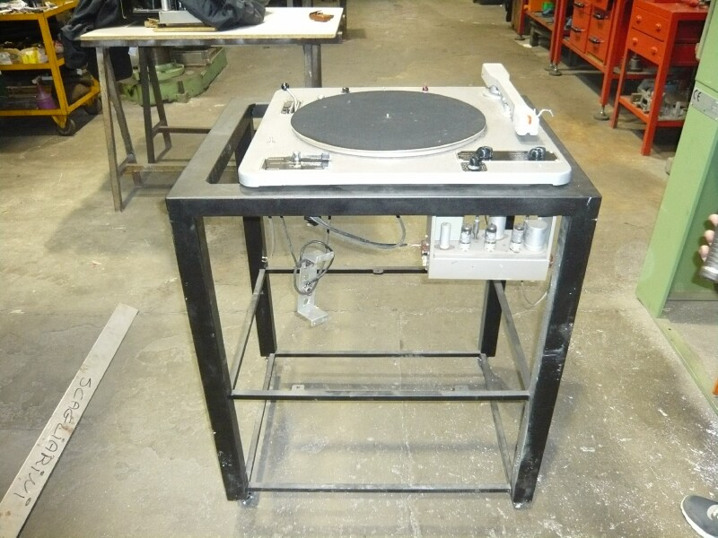 Carrson pro studio turntable