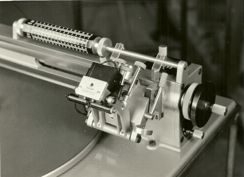 Carrson 61 modified as a lathe